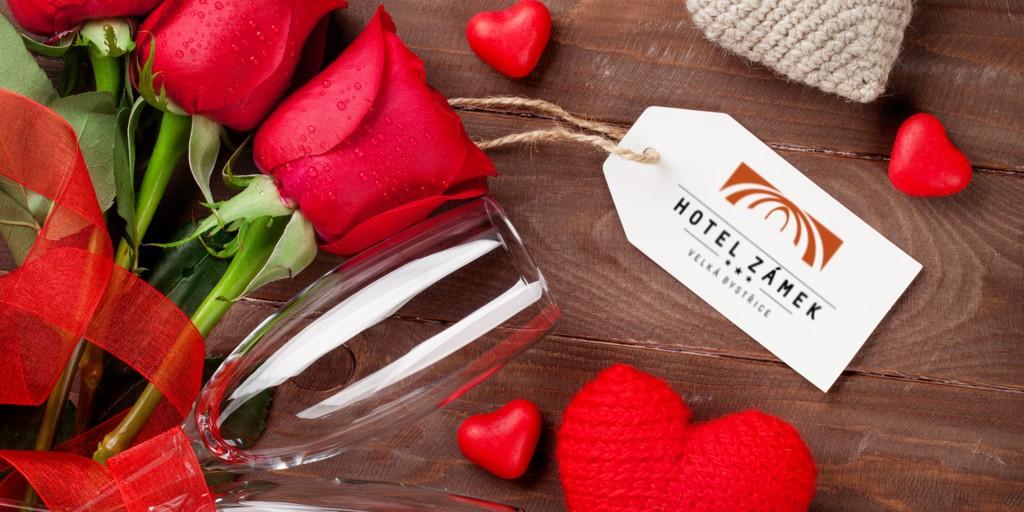 Valentýn na Zámku Velká Bystřice