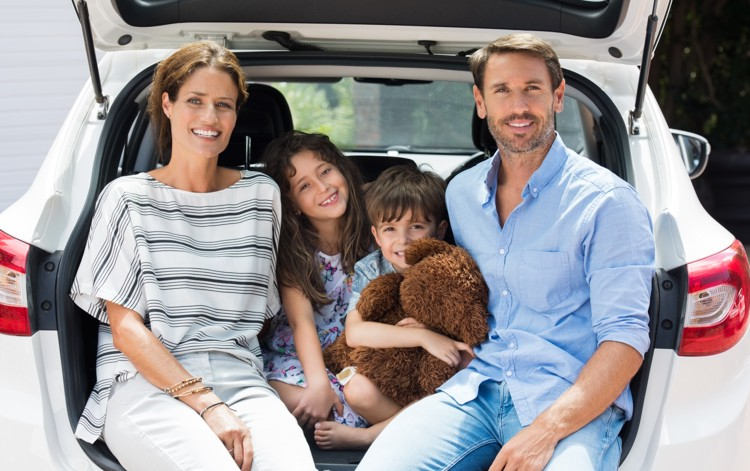 Rodinný víkend na Hotelu Zámek