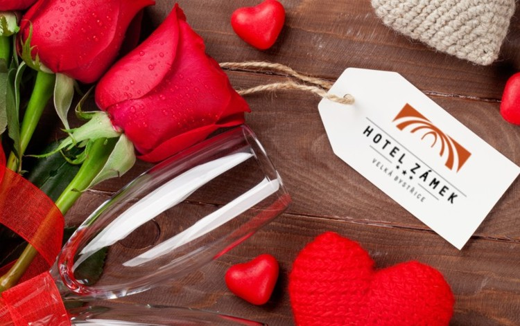 Romantický balíček pro dva