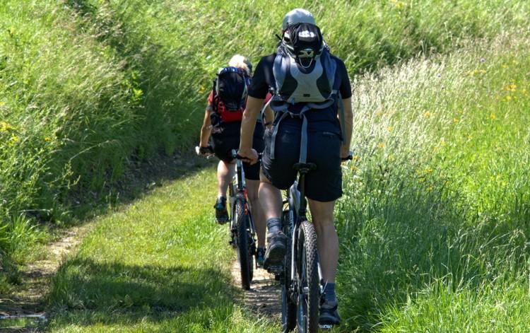 Víkendový pobyt pro cyklisty